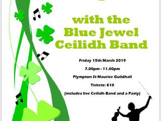 Irish Ceilidh Night