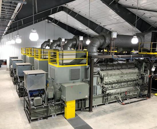 Kensington Power Plant