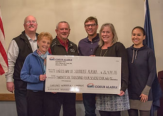 2018 Employee Workplace Campaign $26,474