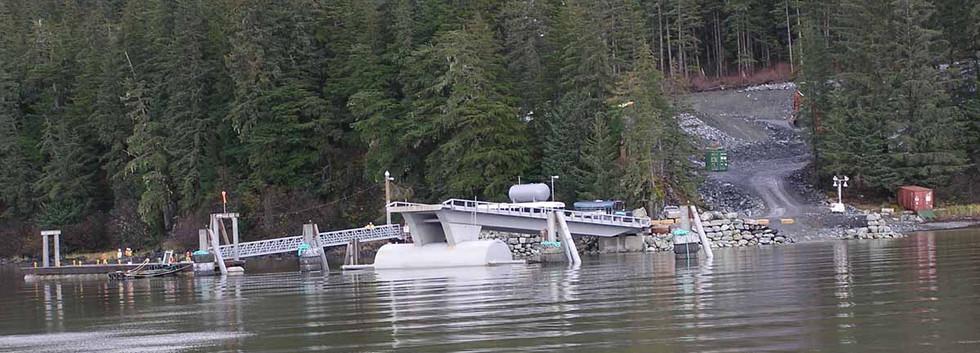 Slate Creek Cove Dock