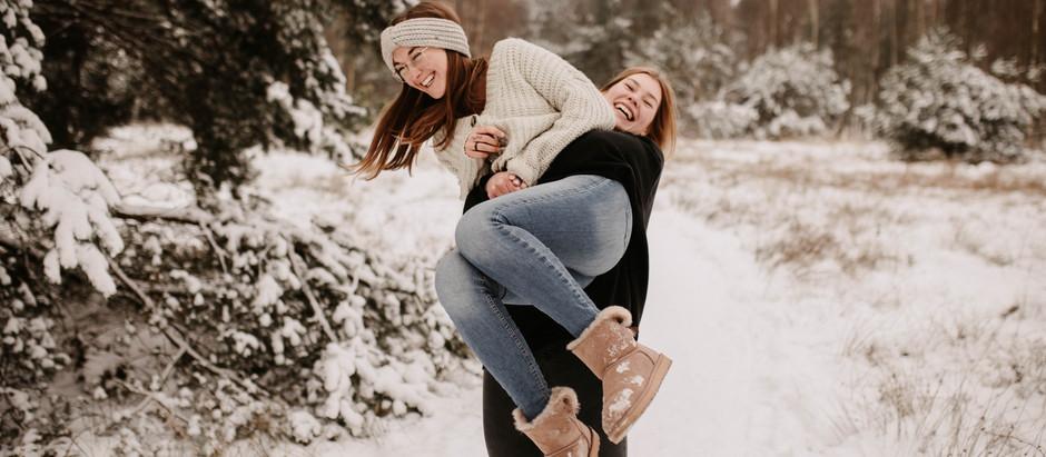 Beste Freundinnen - Alina & Theresa
