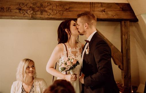 Hochzeitsreportage Tuchmacherhaus Diepholz