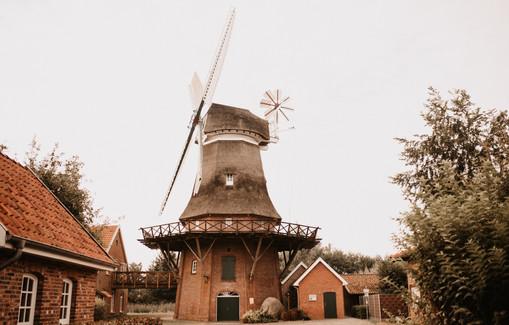 Trauung Hengstforder Mühle in Apen