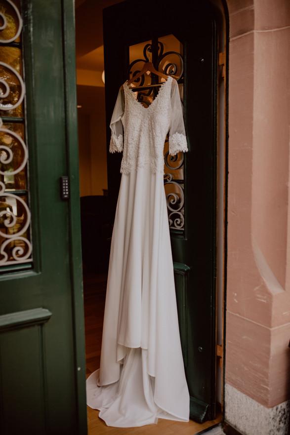 Riehen Hochzeit Diakonistenhaus