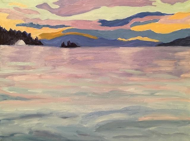 Downeast, Sunset