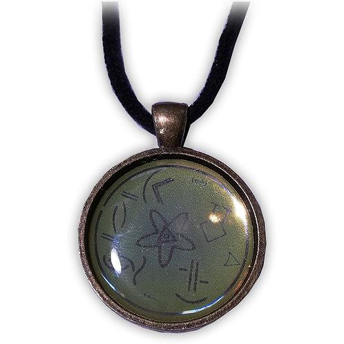 METALL-Halsband mit Gel-Kelti®