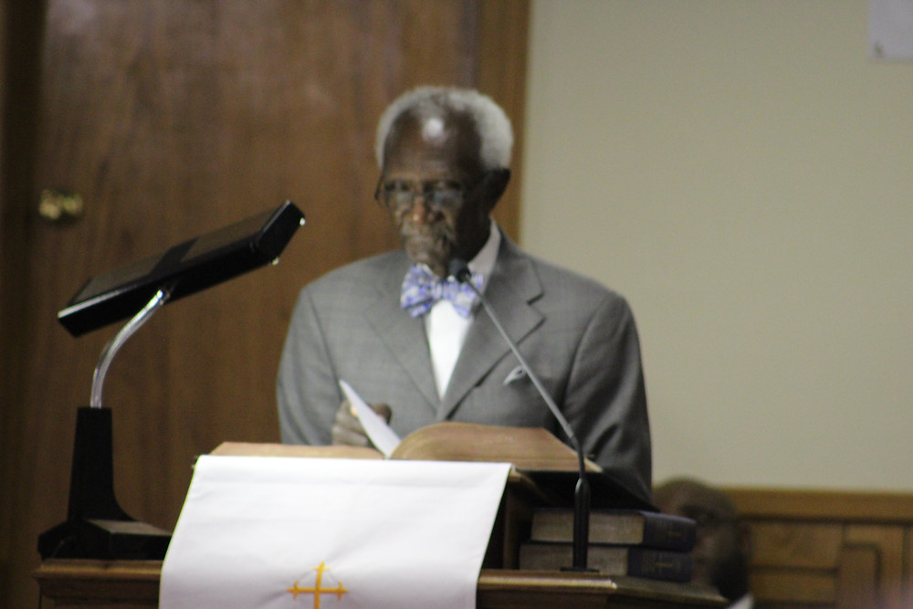Rev. Raymond Adams of Mt. Moriah Baptist Church Celebrating 30 Years