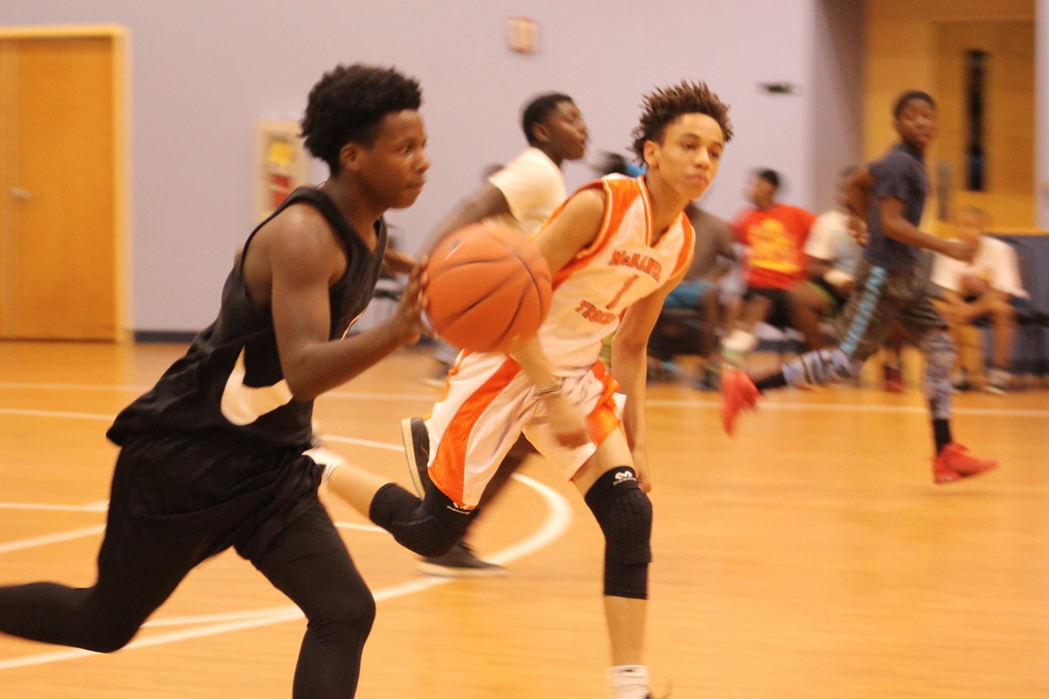 2016 Co-Ed Basketball