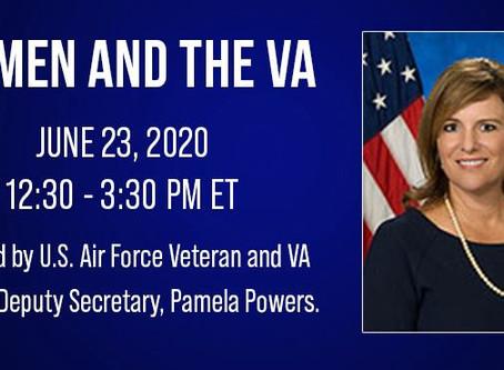 VA Acting Deputy Secretary to Hold Event for Women Veterans
