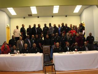 Annual LRMBA Brotherhood Prayer Breakfast