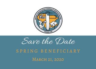 Spring Beneficiary 2020