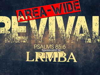 Area Wide Revival March 9-12