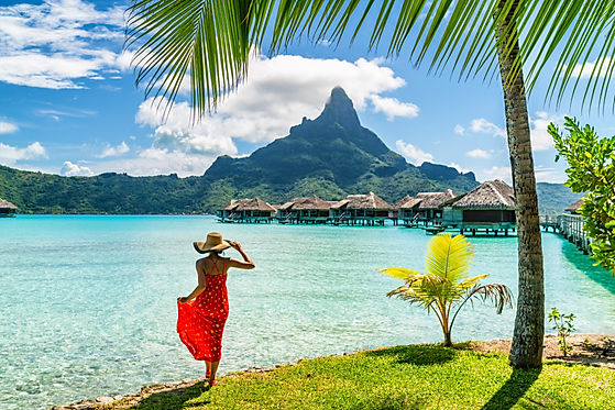 Tahiti travel holiday luxury hotel vacat