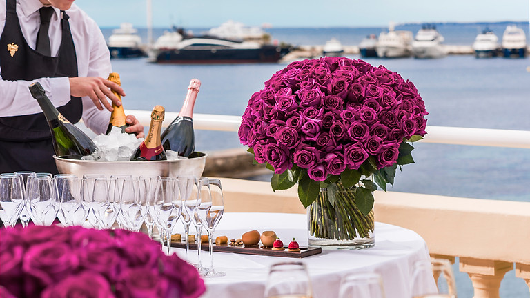 A Soirée on the French Riviera