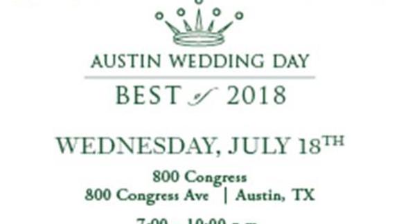 Austin Wedding Day