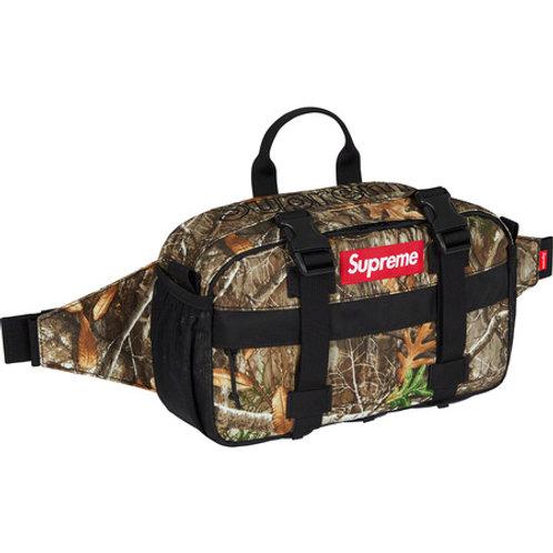 Supreme FW19 Waist Bag (Real tree camo)