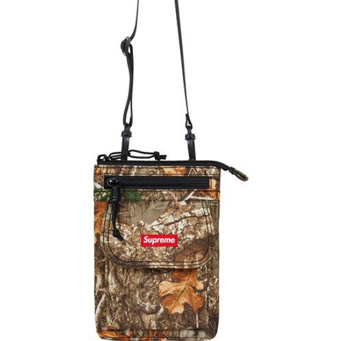 Supreme FW19 Shoulder Bag (Real tree camo)
