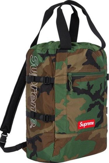 Supreme Tote Backpack (Camo)