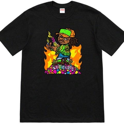 Supreme Molotov Kid Tee (Black, M)