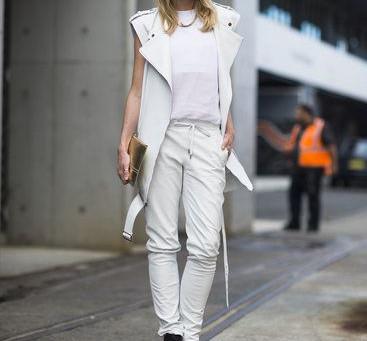 Trend - White-On-White