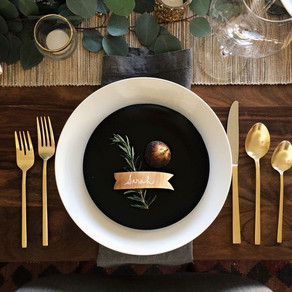 Passion of the Moment: Table Dressing