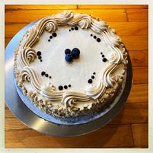 PB+J Cake