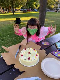 Pow Pow Cake!