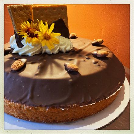 Drumstick Cake