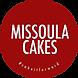 Missoula Cakes Logo #cakeitforward