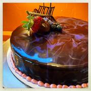 Gluten-Free Chocolate Torte