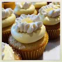 Puckery Lemon Cupcakes