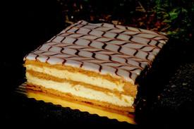 Classic Napoleon Cake