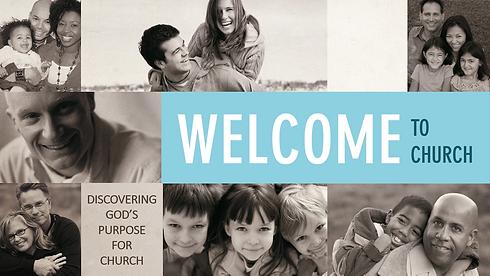 Welcome to Church - Maranatha.png