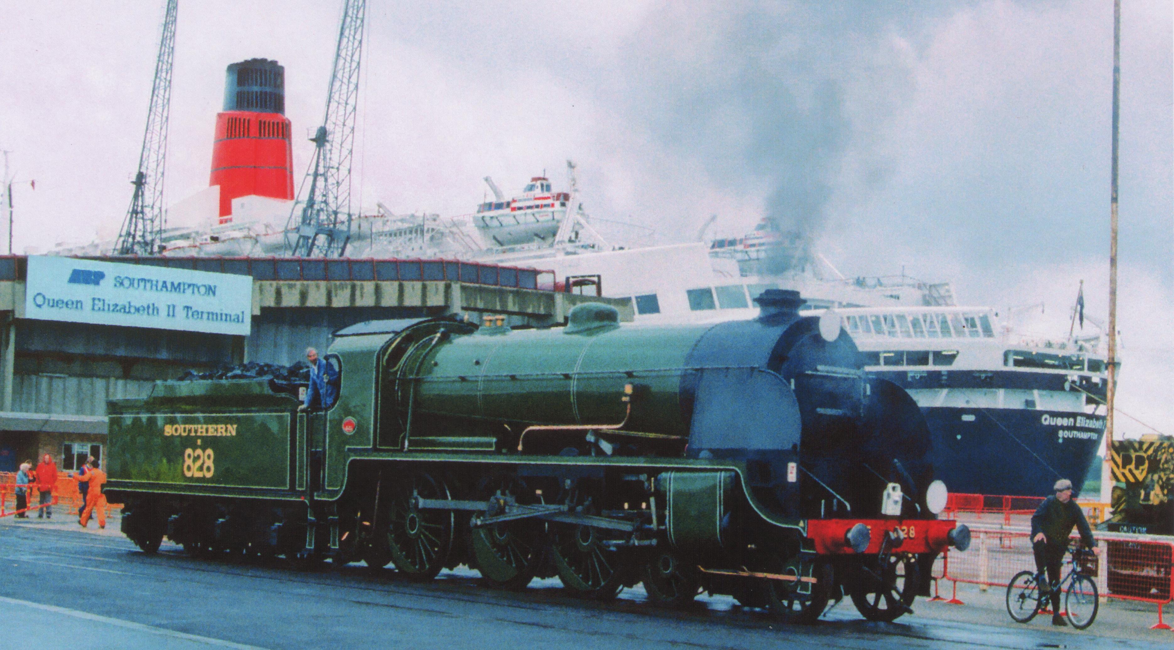 Home | Eastleigh Railway Preservation Society