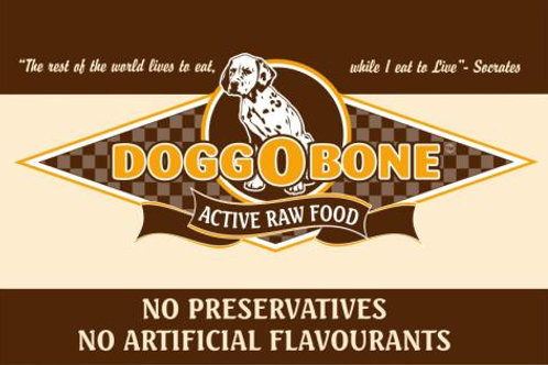 Doggobone Active Raw Food