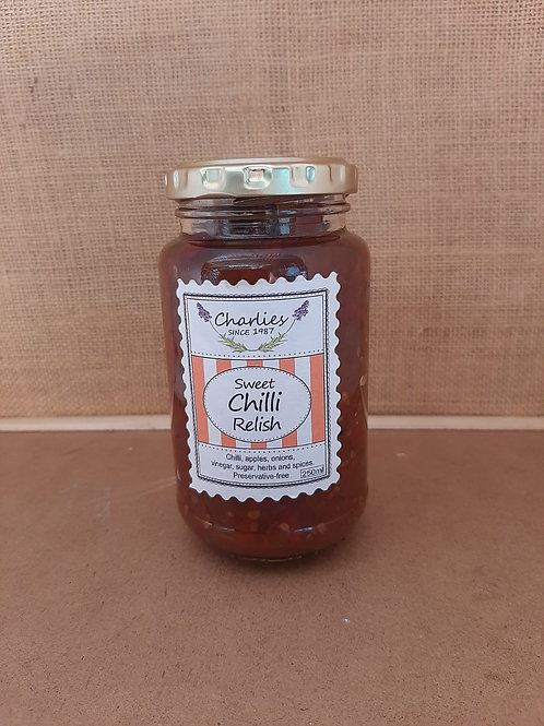 Sweet Chilli Relish