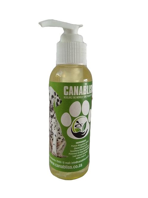 Canabliss CBD Skin Oil - Dogs