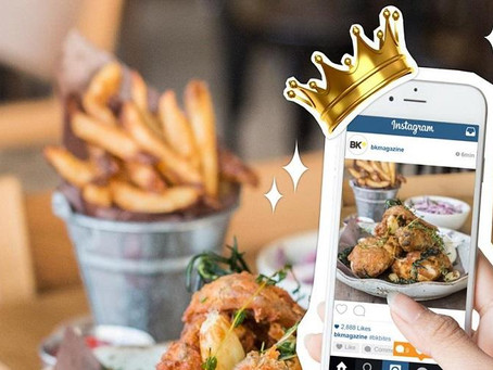 Boost up Your Restaurant Revenue Up To 7x with Instagram Food Ordering Tool