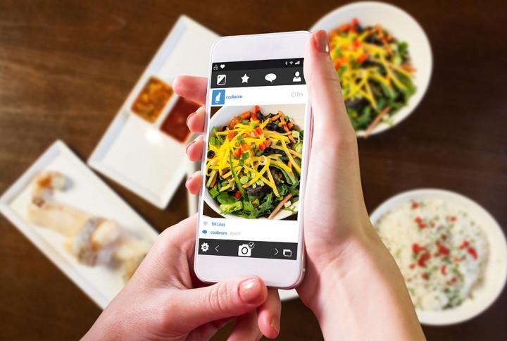 Order Food On Instagram