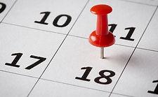 Cyprus Tours calendar
