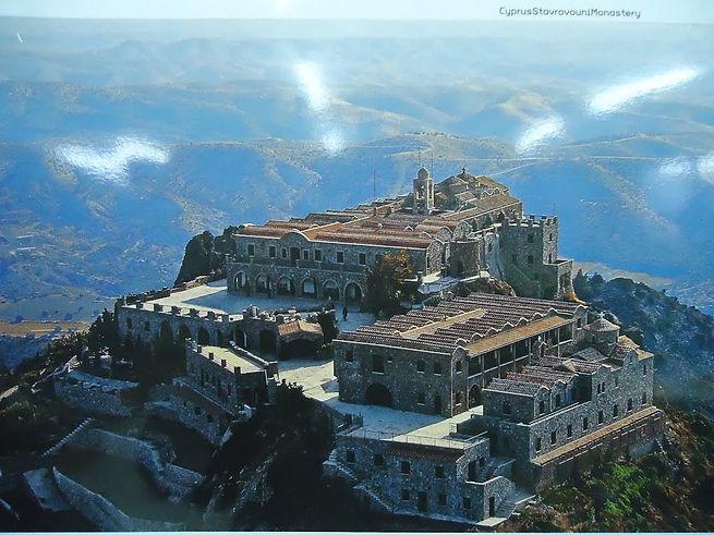 Cipro , Itinerari religiosi