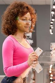 allegramask transparent mask