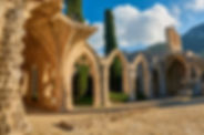 70402133-bellapais-abbey-in-kyrenia-nort
