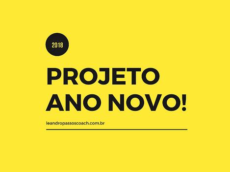 Projeto Ano Novo
