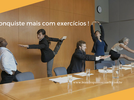 Exercícios, satisfação e produtividade