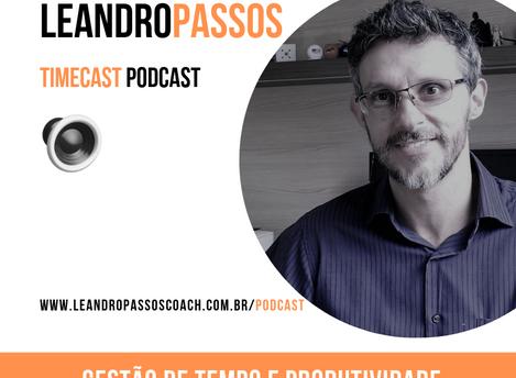 PodCast TimeCast - Uma nova opção de desenvolvimento pessoal
