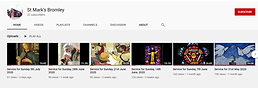 St Mark's YouTube Channel.png