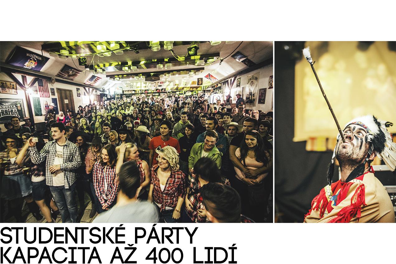 Studentské párty/eventy