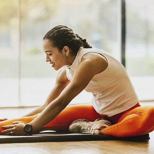 Bible Inspired Yoga