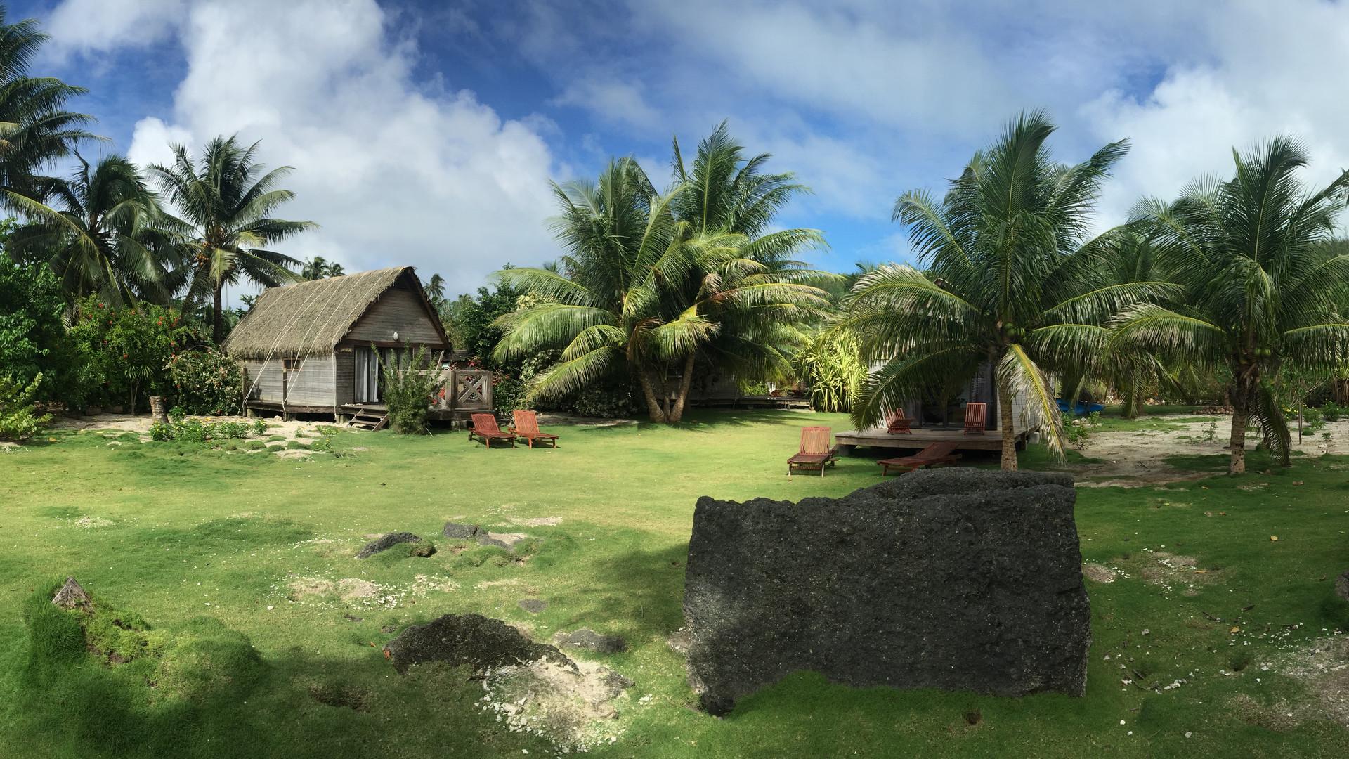Huahine-Moana_Lodge-Überblick